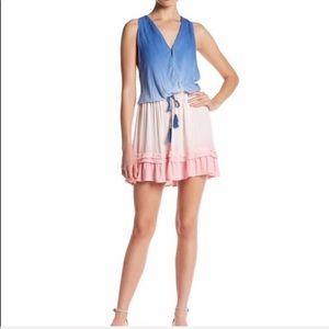 Young Fabulous & Broke multi-colored dress